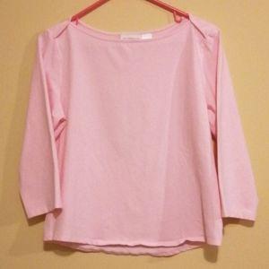 Liz Claiborne 3/4 sleeve top